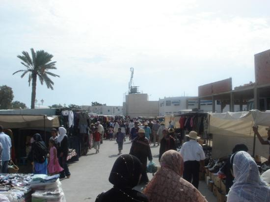 Djerba Plaza Hotel & Spa: Local market (2)