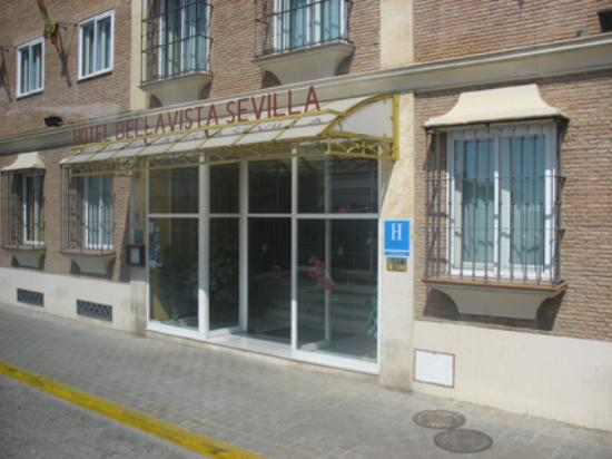 Entree de l hotel foto di bellavista siviglia tripadvisor for Entree hotel