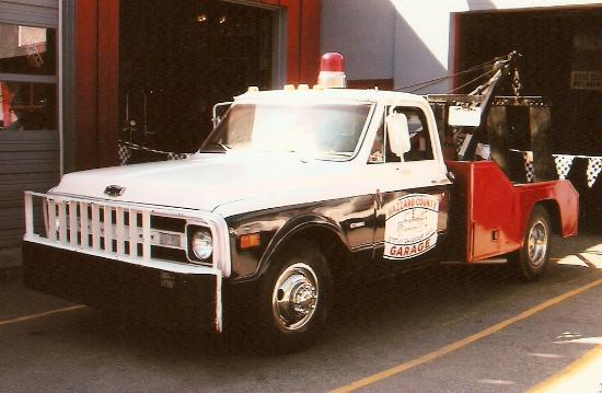 Cooter S Tow Truck At