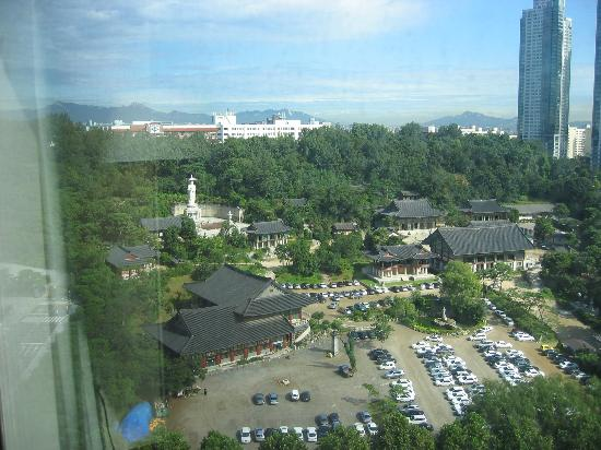 InterContinental Seoul COEX: View From My Room