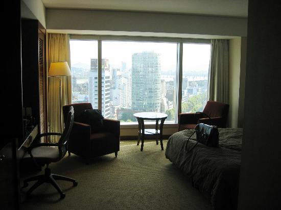 InterContinental Seoul COEX: Part of the Room