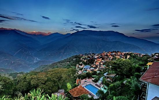Hotel Esmeralda: Spectacular Views