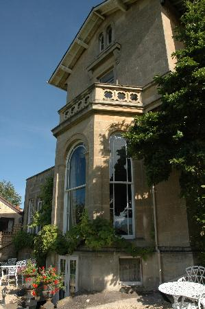 Apsley House Hotel: Apsley House Rear Facade
