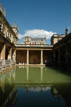 Apsley House Hotel: Roman Baths