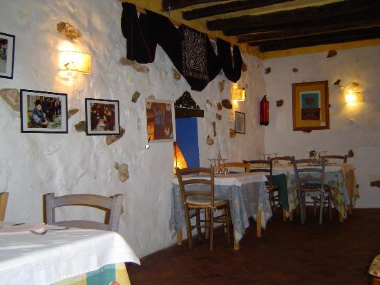 La Fructuosa: Restaurante