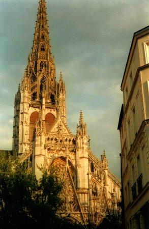 St. Maclou, Rouen, Haute-Normandie, Normandy, France