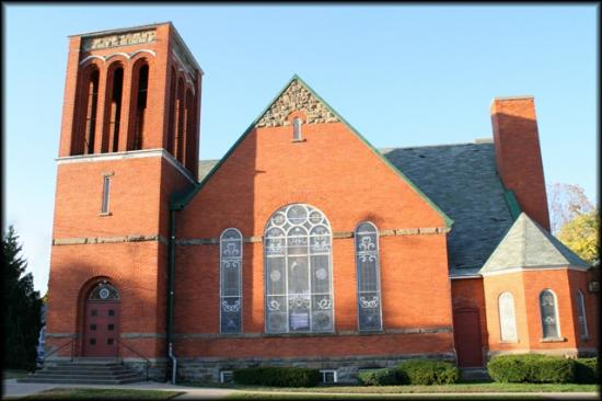 Allegan, MI Church 4a