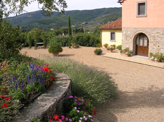 Casa Portagioia - Tuscany Bed and Breakfast: Grounds