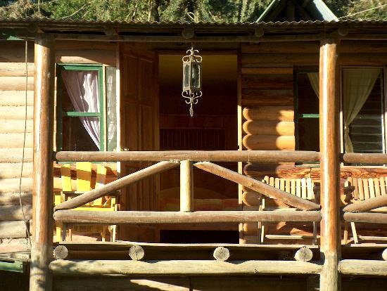 La Colina Lodge: our room