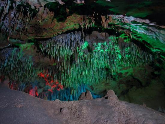 Florida Caverns State Park: Cavern