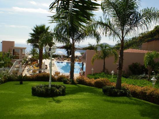 Foto jardines del hotel 4 ocean gardens funchal for Hotel jardines de uleta vitoria