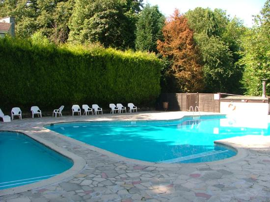 Lanteglos Lodges and Villas: swimming pool