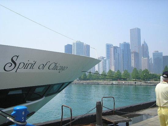 Spirit of Chicago: Gorgeous View