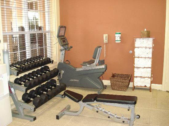WorldQuest Orlando Resort: Fitness Room