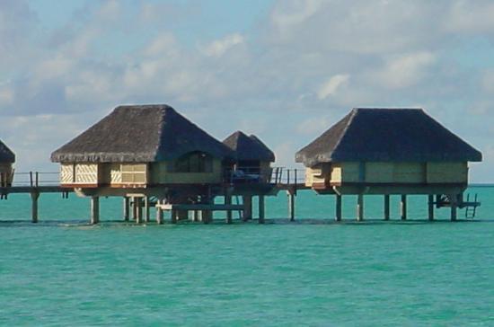 Le Taha'a Island Resort & Spa : le Taha'a