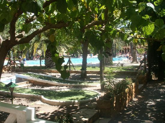 Camping La Torre del Sol: Pool area