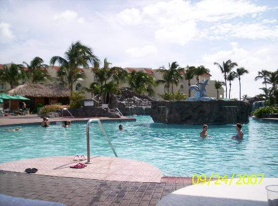 La Cabana Beach Resort More Lacabana Pool