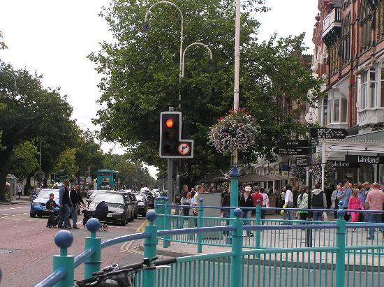 Southport main street