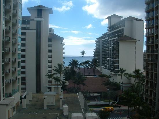 Downtown Picture Of Wyndham At Waikiki Beach Walk Honolulu Tripadvisor