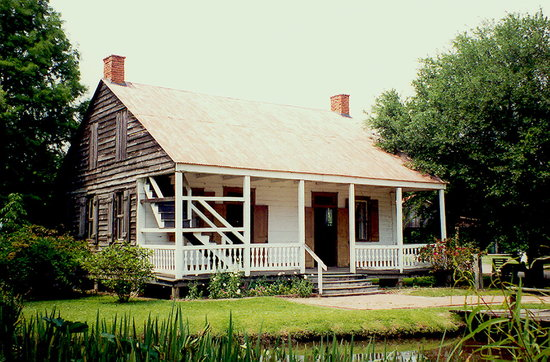 Лафайет, Луизиана: Acadian Village, Lafayette, Louisiana, United States