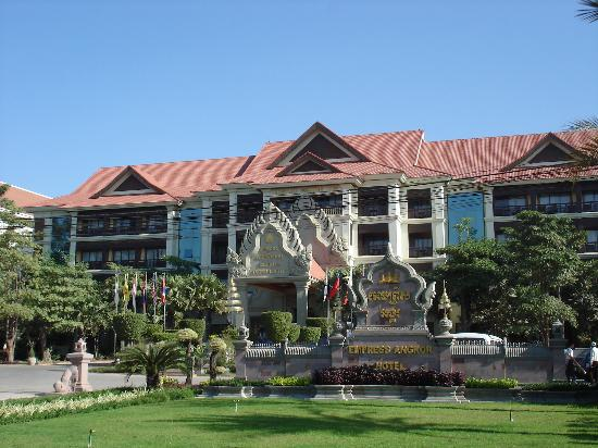 Empress Angkor Resort & Spa: Empress Hotel Angkor