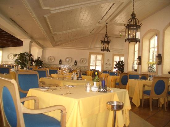 Seaside Grand Hotel Residencia: comedor