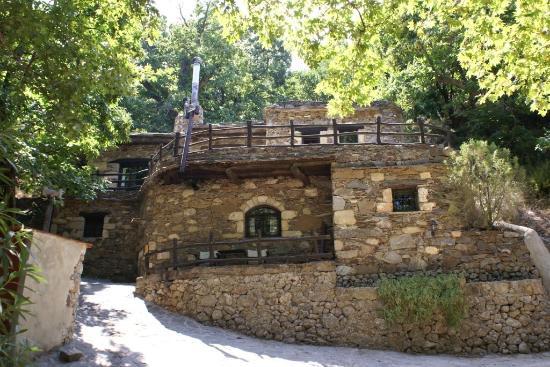 Stone Houses Picture Of Milia Mountain Retreat Milia