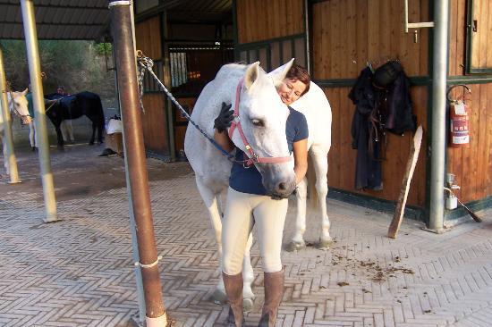 Il Paretaio: Horse lovers' heaven.