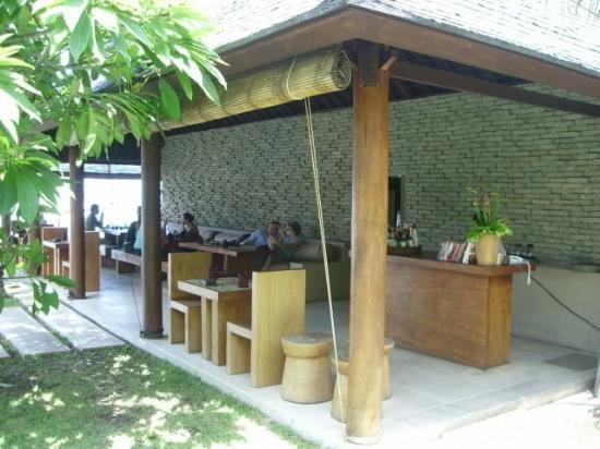 Qunci Villas Hotel: restaurant