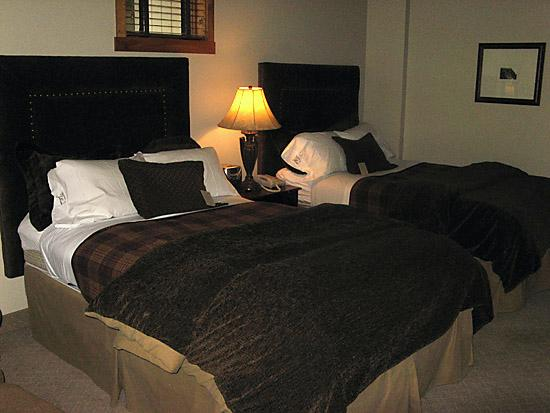 The Hotel Telluride: Guest Beds