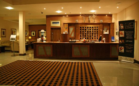 Kiltimagh, Irlande : Reception Area