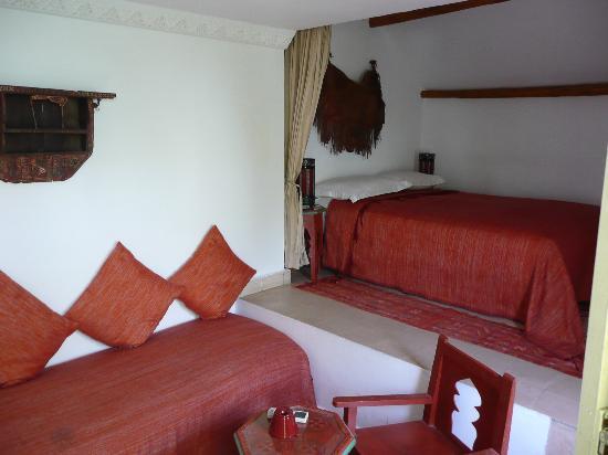 Riad Celia : room 8