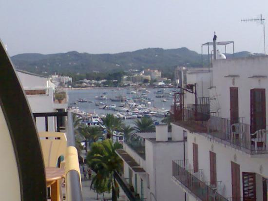 Casa Maria Apartments: view from the room