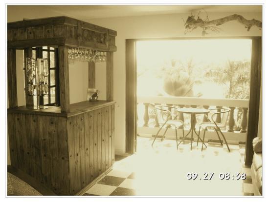 Lago Vista Hotel: Lounge