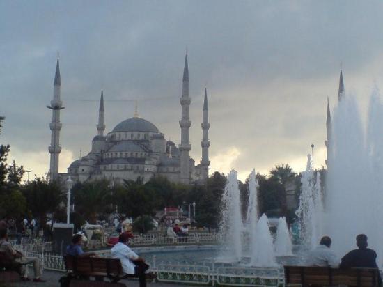 Hotel Mina: Sultan Ahmet Misque