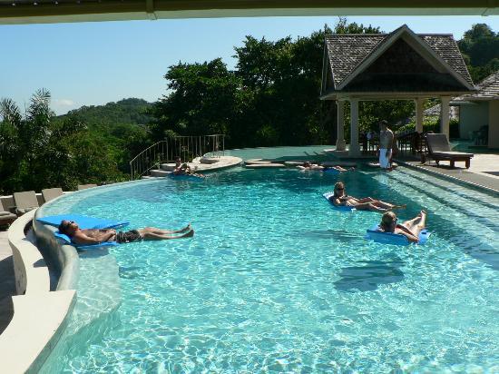 Silent Waters Villa: Silent Waters pool