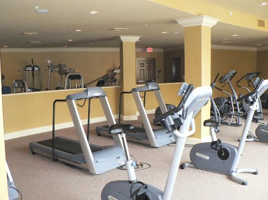The Berkley, Orlando: Exercise room