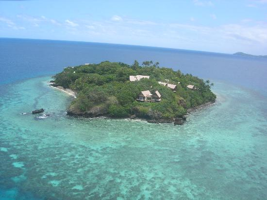 Royal Davui Island Resort: The little island/Royal Davui