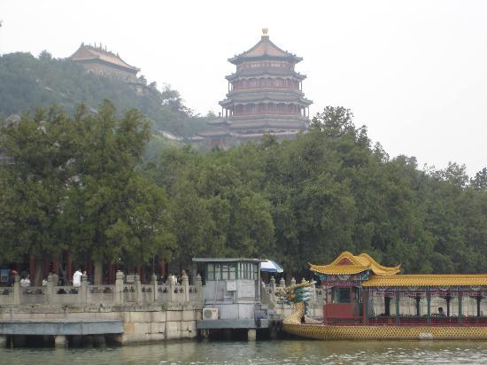 Grand View Garden Hotel: summer palace