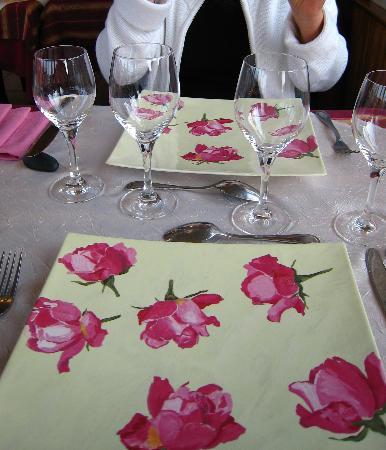 Hotel Beausejour : assiette