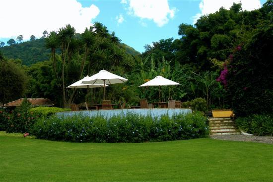 Quinta de las Flores : Patio near pool