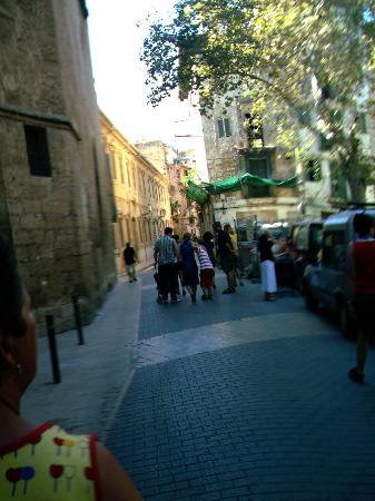 Palma de Mallorca, España: Palma Alleyways