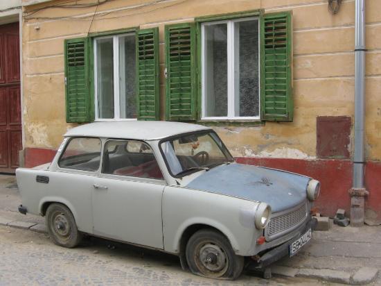 Hotel Carpati Bucuresti: I'll stick to AVIS next time !