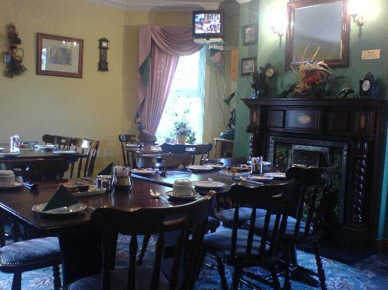Castletroy Lodge: Breakfast room