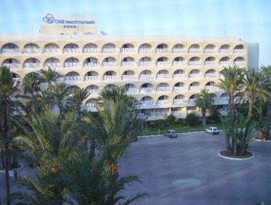 One Resort Monastir : bâtiment principal