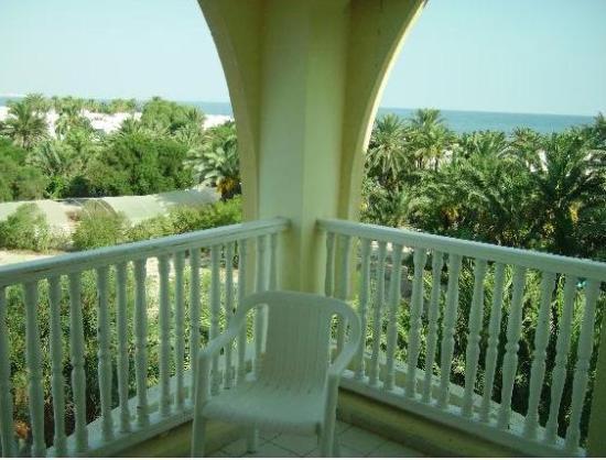 One Resort Monastir : vue de notre balcon