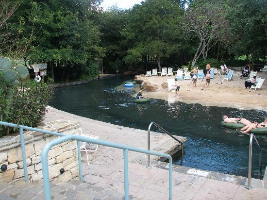 The Lazy River Picture Of Hyatt Regency Hill Country