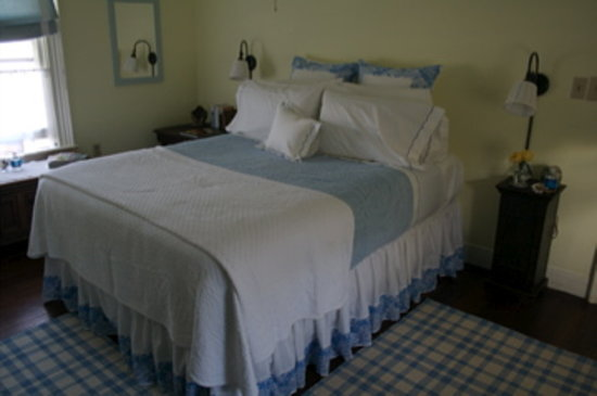 Atherston Hall Bed and Breakfast: room in Atherston Hall
