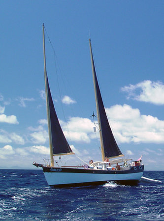 Island Cruises Sailing