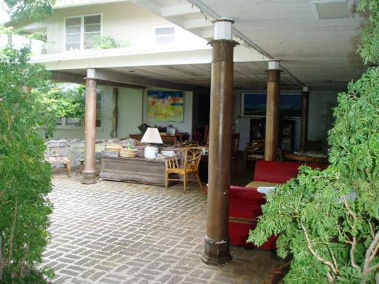 Diamond Head Bed And Breakfast: Verandah